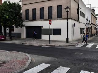 Casa GR Casas de estilo moderno de FAQ arquitectura Moderno