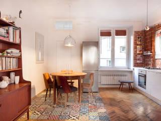 Кухня в стиле лофт от En Casa Premium Real Estate Лофт