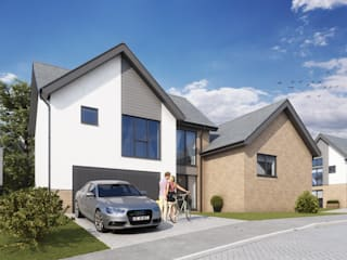 One level living Northam Devon by Pearce Homes