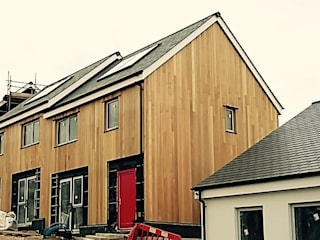 18 new Passivhaus homes Dartmoor National Park Modern houses by Pearce Homes Modern