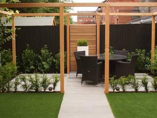 Garden Design Didsbury Jardines de estilo moderno de Hannah Collins Garden Design Moderno