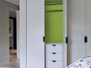 Bermondsey Street Modern style bedroom by Studio HE (S /HE) Modern