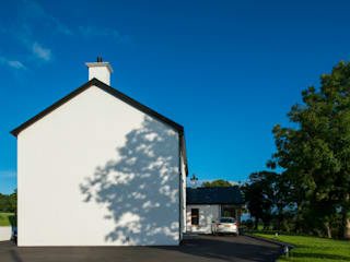 Castledawson traditional farm house by slemish design studio architects Кантрi