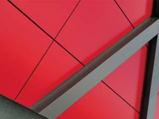 Comércio/Serviços e Silo Automóvel: Casas modernas por 2levels, Arquitetura e Engenharia, Lda