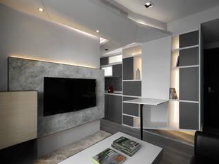 Modern Living Room by 樸暘室內裝修有限公司 Modern