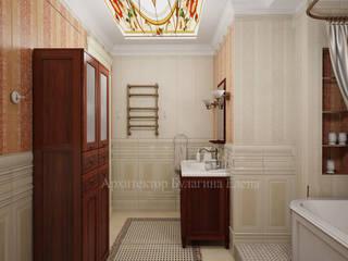 Kamar Mandi oleh Архитектурное Бюро 'Капитель', Klasik