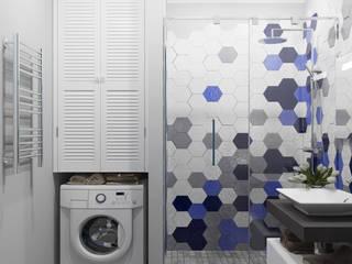 homify Scandinavian style bathroom