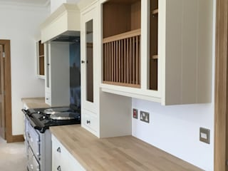 Plot 4, The Views, Gallaton, Stonehaven, Aberdeenshire Roundhouse Architecture Ltd Modern kitchen