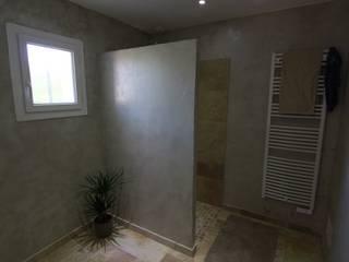 Un projet, Un histoire : Salle de bain Salle de bain moderne par Jhstyle Déco Moderne