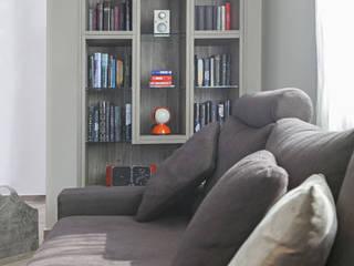 Ruang Keluarga Modern Oleh Semprelegno Modern