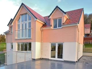 Bespoke build Braunton Devon: modern Houses by Pearce Homes
