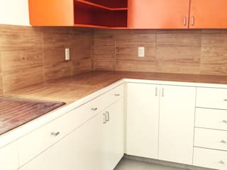 Kitchen by Constructora e Inmobiliaria Catarsis