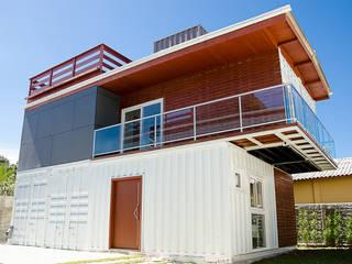 minimalistische Häuser von GhiorziTavares Arquitetura