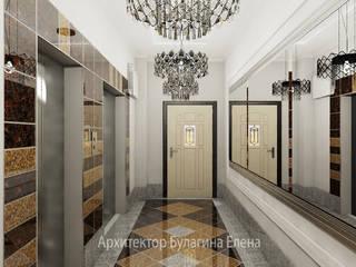 Koridor dan lorong oleh Архитектурное Бюро 'Капитель', Industrial
