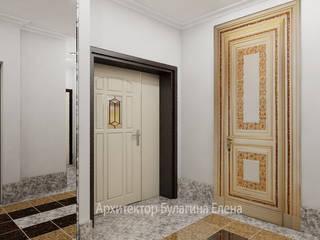 Koridor dan lorong oleh Архитектурное Бюро 'Капитель', Minimalis