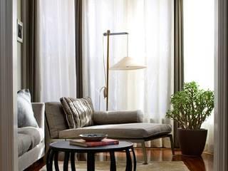 Дом мечты Гостиная в стиле модерн от Priores Studio Модерн