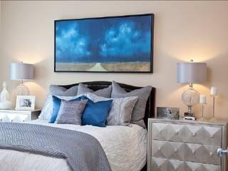 Спальни такие разные Спальня в эклектичном стиле от Priores Studio Эклектичный