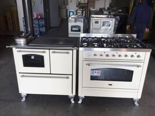 cucina n. 5 tradizionale e gas ILVE da 90 x 60:  in stile  di ZADRA GIANNI