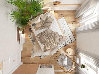 Bedroom by Анна Морозова, Tropical
