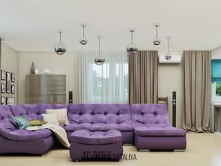 Orlova-design 客廳