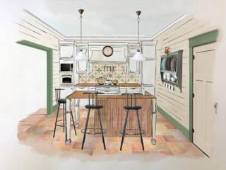 Kitchen by Анна Морозова, Classic