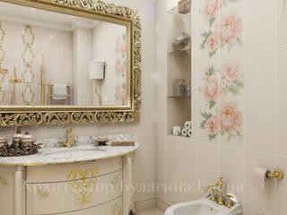 Bathroom by Архитектурное Бюро 'Капитель', Classic