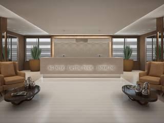 Commercial Spaces by Quitete&Faria Arquitetura e Decoração