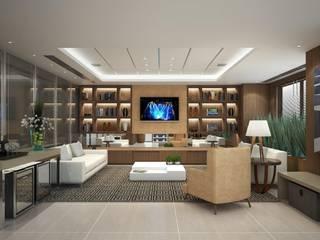 Quitete&Faria Arquitetura e Decoração 商業空間