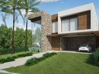 Modern Evler Quitete&Faria Arquitetura e Decoração Modern