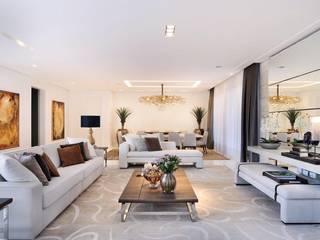 Quitete&Faria Arquitetura e Decoração 客廳配件與裝飾品