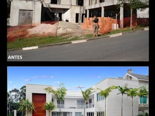 by Quitete&Faria Arquitetura e Decoração