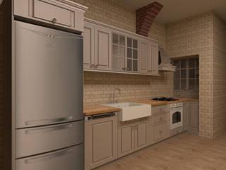 Keuken door Monarch Mutfak , Landelijk