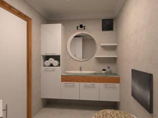 Badkamer door Monarch Mutfak , Modern