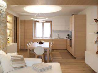 Modern kitchen by GRITTI ROLLO | Stefano Gritti e Sofia Rollo Modern