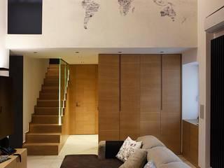 Salas de estilo moderno de Studio Vesce Architettura Moderno