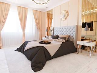 Спальня в классике Спальня в классическом стиле от DS Fresco Классический