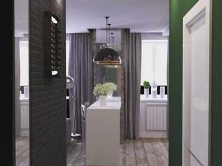 Кухня Кухня в стиле лофт от DS Fresco Лофт