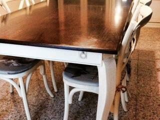 Archimobel Dining roomTables Parket White