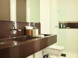 Alguns trabalhos: Banheiros  por Marka Design