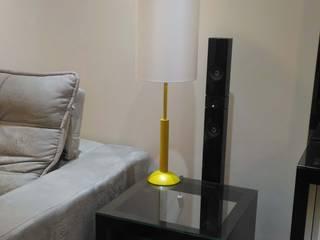 Residencia São Francisco - Niteroi/ RJ Salas de estar modernas por Demetrios Carvalho Interiores Moderno