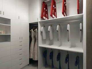JPB Modern Dressing Room by TAMEN arquitectura Modern
