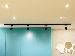 Мягкий минимализм. Гостиная Гостиная в стиле минимализм от Guzel Gimaeva Interior Design Минимализм