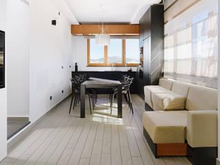 manuarino architettura design comunicazione Modern living room