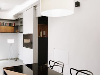 Casa G+M Sala da pranzo moderna di manuarino architettura design comunicazione Moderno