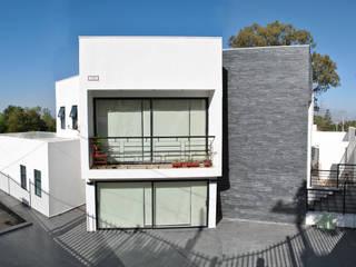 Maisons minimalistes par AtelierStudio Minimaliste
