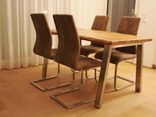 woodesign Christoph Weißer Dining roomTables Wood Brown