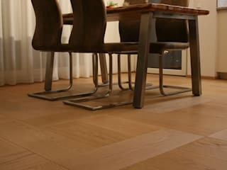 woodesign Christoph Weißer Dining roomTables Kayu Brown