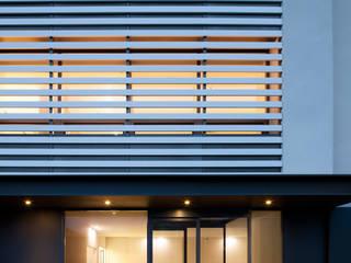 (주)PET FOREST 신축프로젝트 모던스타일 주택 by 디자인사무실 모던
