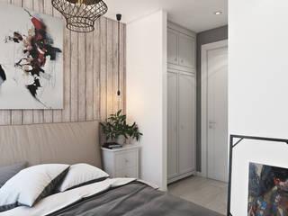 Bedroom by Дарья Баранович Дизайн Интерьера