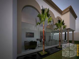 Rumah oleh HHRG ARQUITECTOS, Klasik